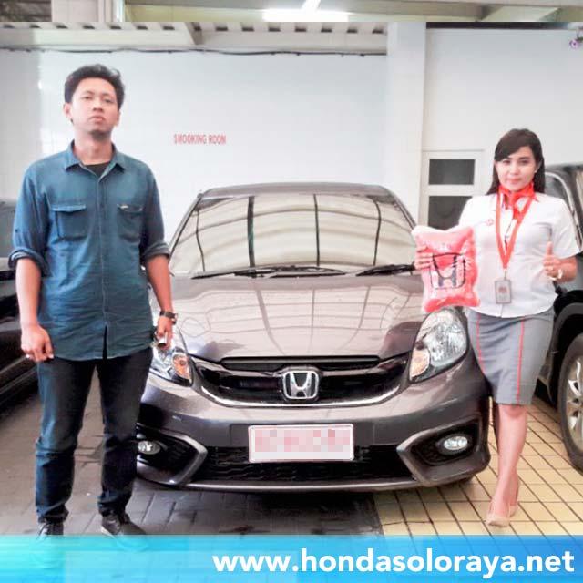 Penyerahan New Honda Brio Boyolali Dealer Honda Mobil Baru Solo